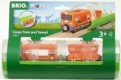 BRIO 33891 Cargo Train and Tunnel
